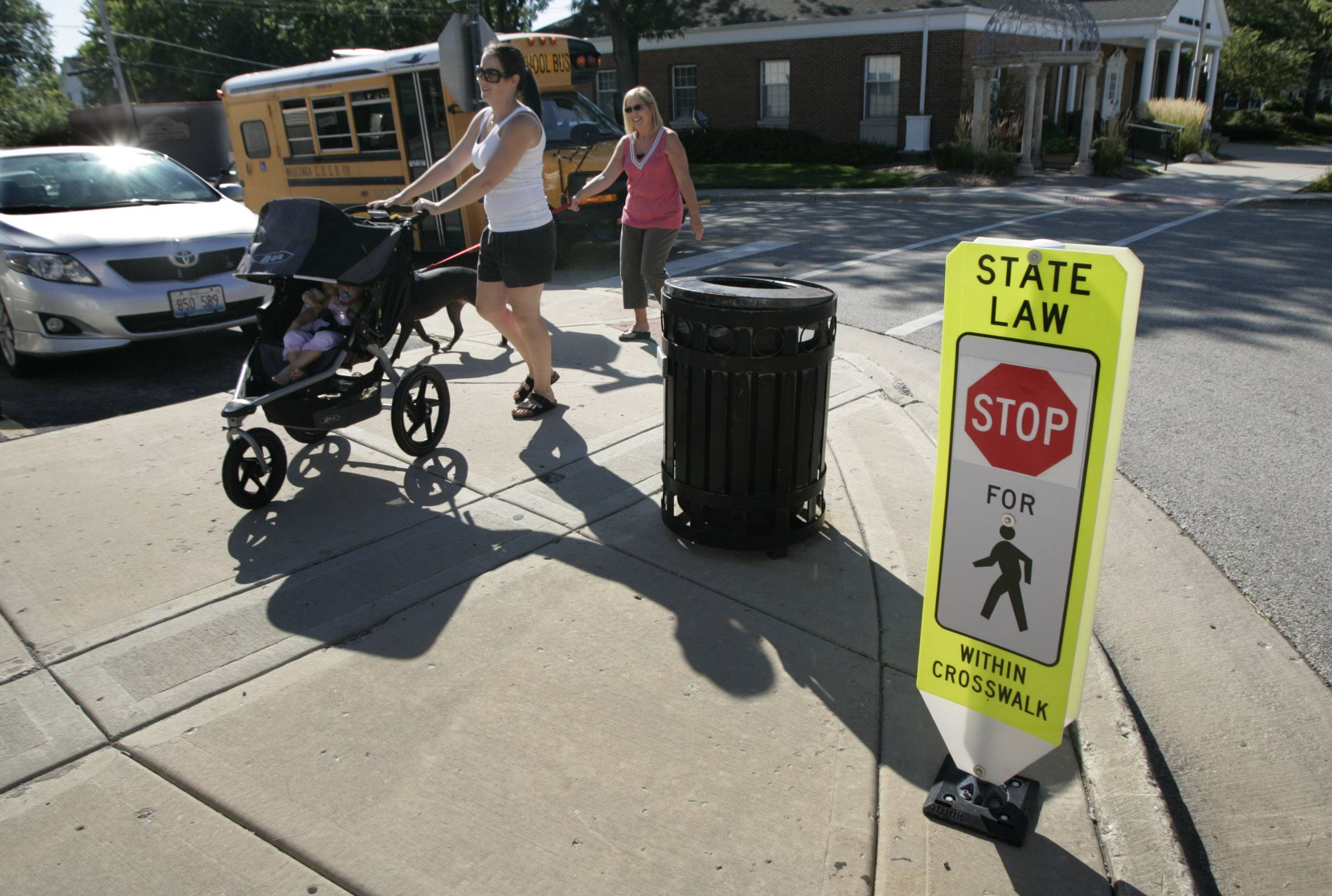 Is walking risky business? Pedestrian deaths rise in Illinois