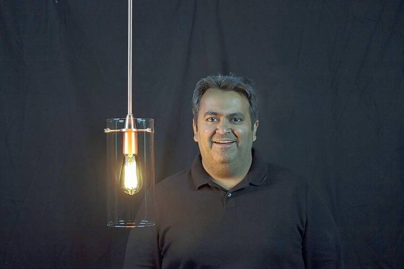 Purav Kapadia was a medical doctor, who left the profession and founded two Addison-based businesses: Lineadiliara.com, an e-commerce site that sells lighting fixtures to consumers, and Startex, which sells furniture and lighting to the hospitality industry.