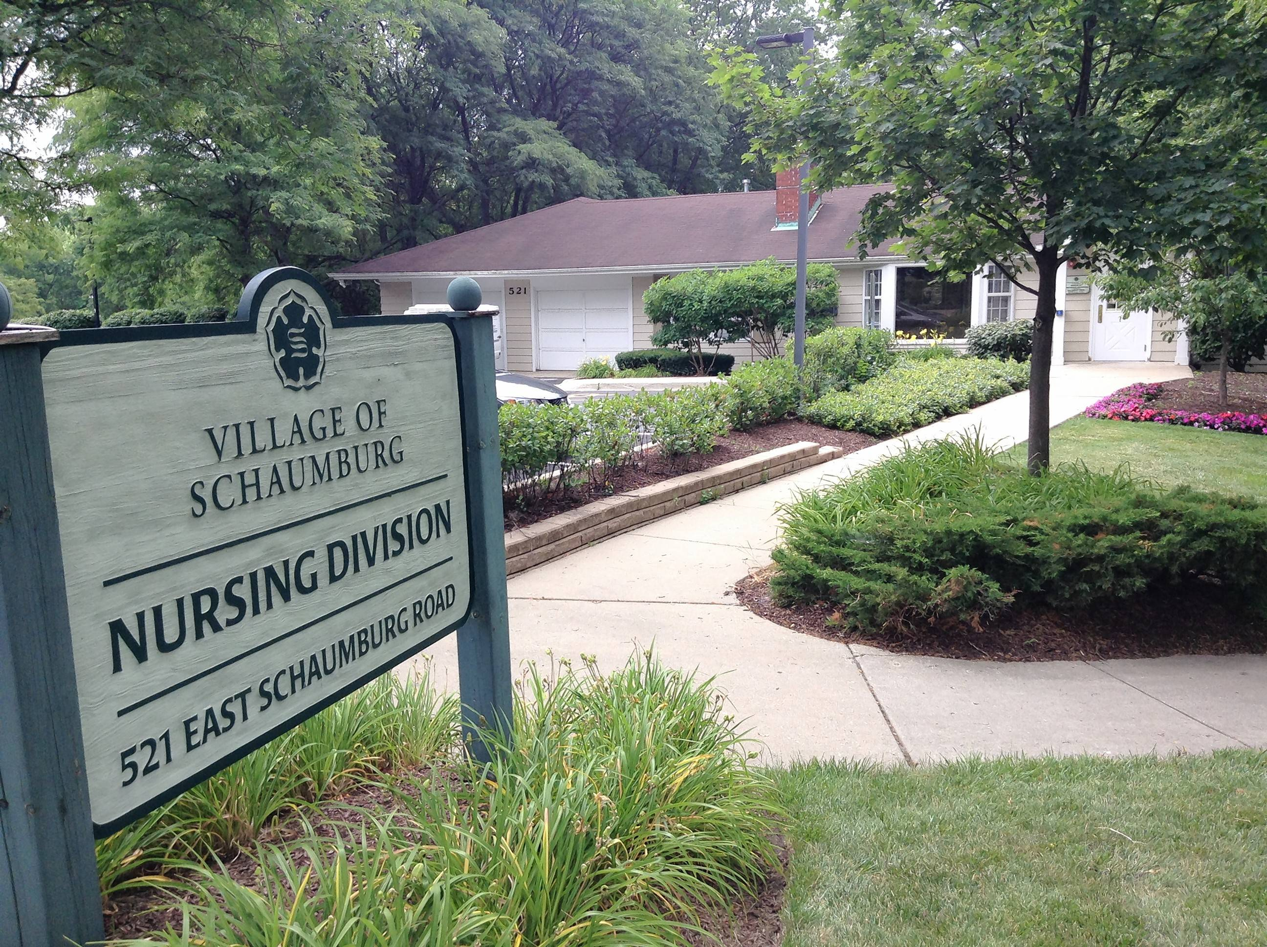 Schaumburg trustees favor moving nursing division