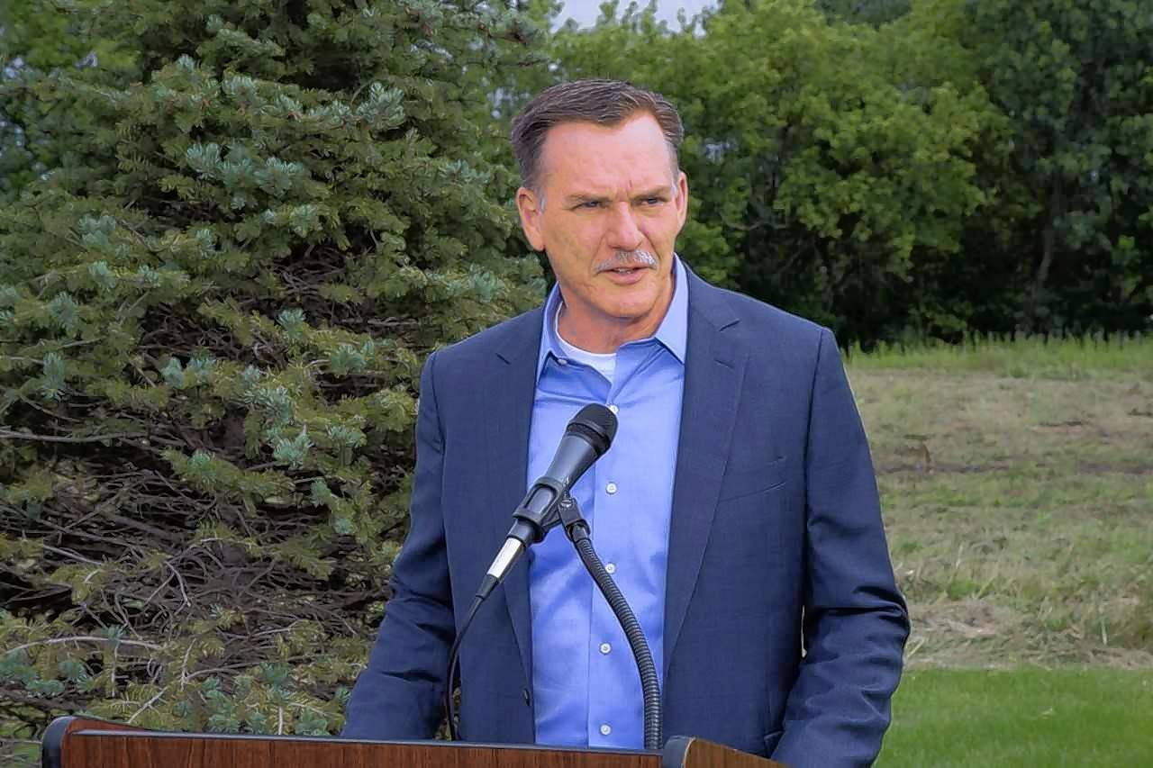 Synergy Flavors CEO Rod Sowders recently broke ground on a multiphase $10 million expansion at the Wauconda headquarters.