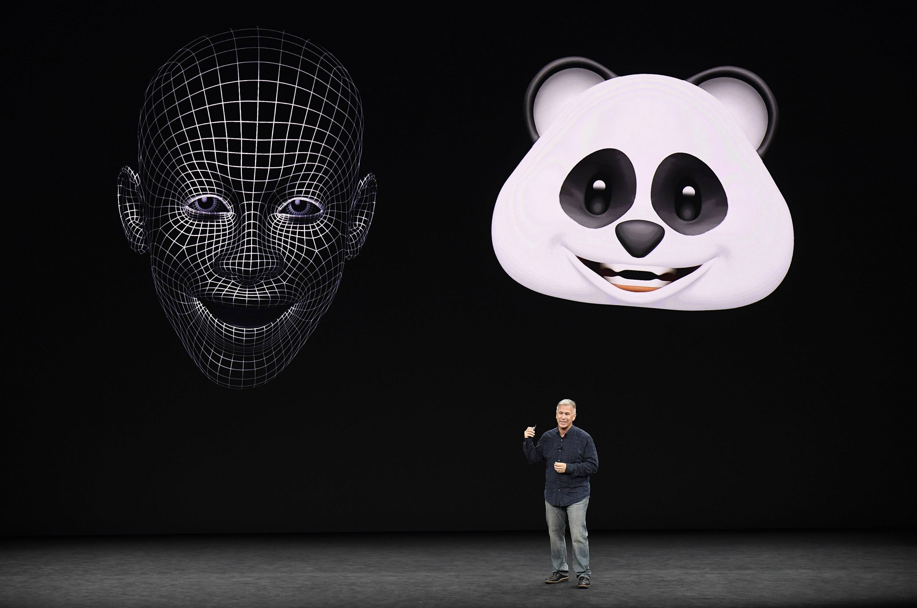 50-year-old facial recognition goes mainstream with Apple iPhone X