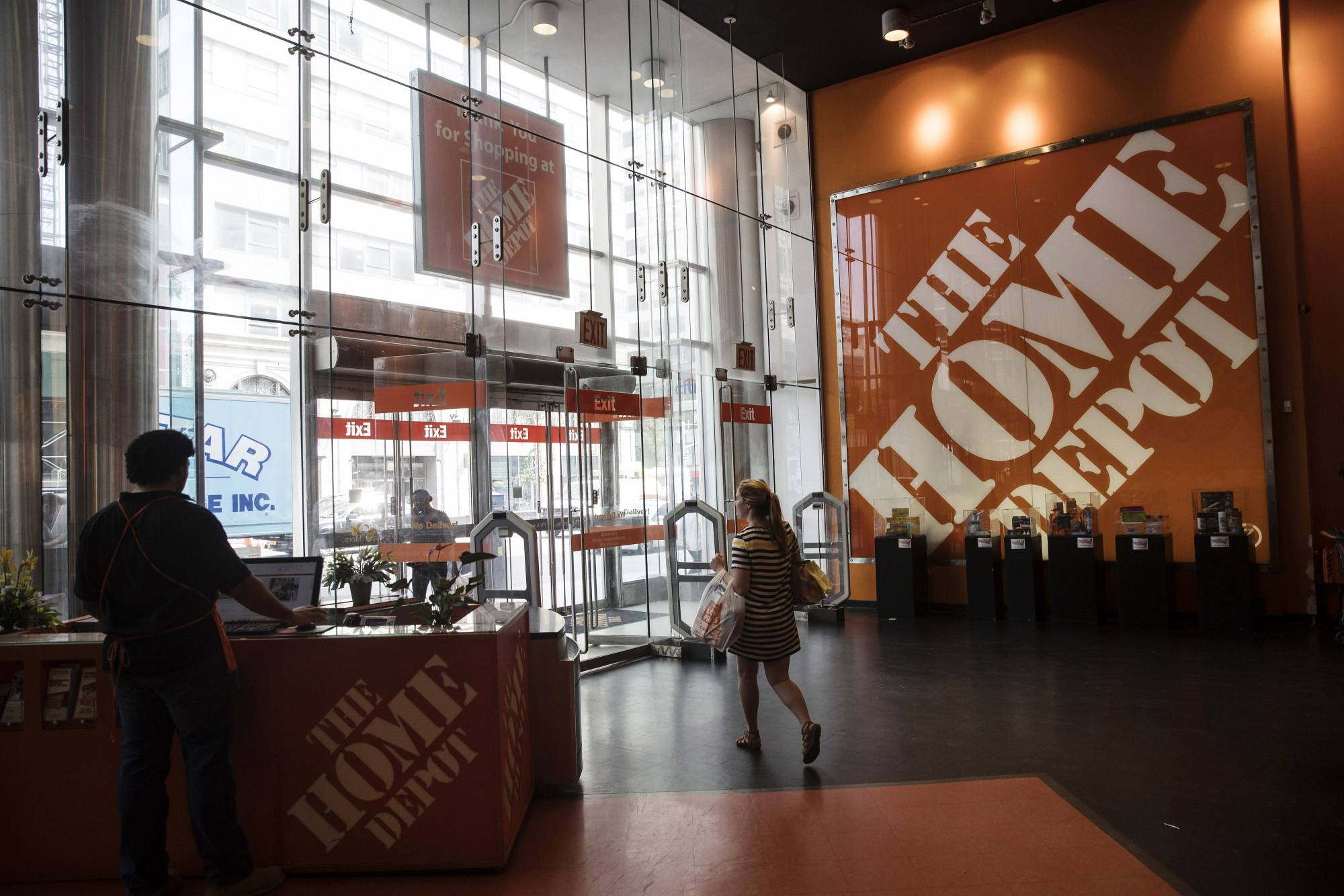 Home Depot always faces a human resources dilemma this time of year -- when it brings on thousands of temporary workers for its busy spring selling season -- but the current environment is especially tough.