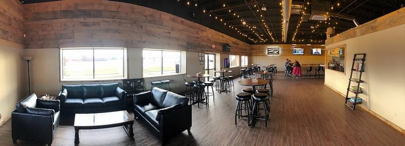 "Patrons who visit Spirit Water, the brewery that created ""Not Your Father's Root Beer,"" in Cary will notice how much bigger their tap room is compared to their original home in Wauconda."